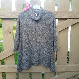 Sonoma Long Sleeve Sweater..Size L.